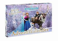 Craze 52083 Frozen Adventskalender Walt Disney Die Eiskönigin