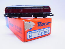62422 | Fahrbereite Roco 02150A Diesellokomotive BR 215 der DB Spur N in OVP