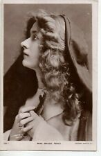 70249 Orig 1905 RPPC PC British Theatre Actress Maude Fealy in Biblical costume