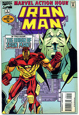 MARVEL COMIC BOOK IRON MAN Vol 1 No. 5 March, 1995