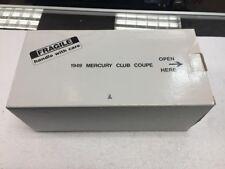 1/24 Danbury Mint 1949 Mercury Club Coupe
