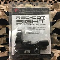 New Aim Sports Reflex Sight 1X34mm - (RT4-03)