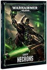 Warhammer 40K Codex Necrons NEW