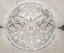 """Gorham """"Lady Anne"""" Signature Crystal Bowl 8 Inch - New in Box Fast Shipping!"""