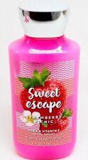 Bath & Body Works Sweet Escape Strawberry Picnic Body Lotion ~ 8 oz ~ Ships Free