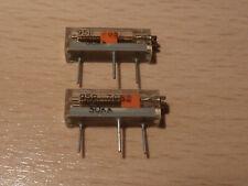 2 Stück Trimmpotentiometer 50 kOhm, Hersteller: AB, Typ 95P 7952