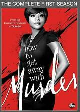 How to Get Away with Murder: The Complete First Season (DVD, 2015)