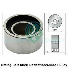 INA Timing Belt Idler, Deflection/Guide Pulley - 532 0121 20 - OE Quality