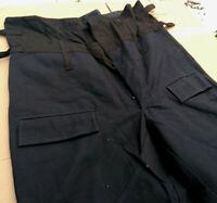 Russian Soviet Army Tanker Tank Tankman Uniform Pants Trousers Size XXLXL 1970s