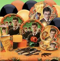 HARRY POTTER Party Supplies, Favors, Decorations Bundles (See Selections) New