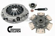 GCU STAGE 3 CLUTCH KIT for 06-10 IMPREZA WRX 06 9-2X AERO 2.5L TURBO EJ255 5SPD