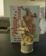 WOMEN OF THE DC UNIVERSE SERIES 2 CHEETAH  MINI BUST #0069 OF 3500 !!!!