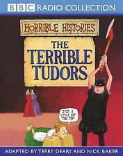 HORRIBLE HISTORIES -THE TERRIBLE TUDORS - BBC RADIO AUDIO BOOK NEW/SEALED