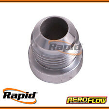 Weld-On Steel Male AN Fitting -10AN Aeroflow AF999-10S