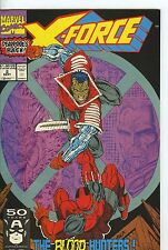 X-Force # 2 - 2nd Deadpool - Liefeld - Marvel