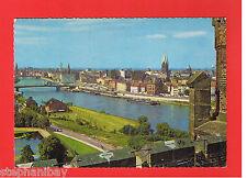 alte AK - Bremen Weser 28001 - Gesamtansicht - Ansichtskarte - Stempel 29.6.1964
