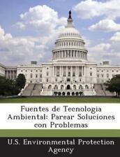 Fuentes de Tecnologia Ambiental: Parear Soluciones Con Problemas (Paperback or S