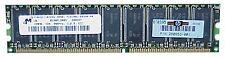 HP 128MB PC2100 266Mhz CL2.5 ECC Memory 260653-001