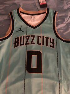 Charlotte Hornets City Edition Jersey