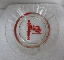 "Vintage ""Union Plaza Hotel & Casino"" Casino Ashtray Las Vegas Nevada Minty"