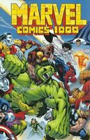 Marvel Comics #1000 Variant Ed McGuinness Cover