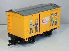 LGB - gedeckter Güterwagen - Kids - Märklinfanclub (94268)