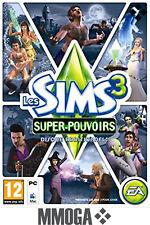 Les Sims 3 Super-Pouvoirs d'extension Supernatural Addon PC Origin - EU & FR