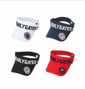 Golf Sports Visor Hat Cap Pearly Gates Open Top 2017 Adjustable One-Size