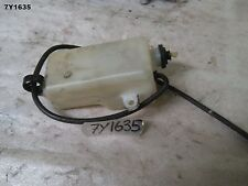 YAMAHA FZ6 04 - 06 RADIATOR HEADER TANK GENUINE GOOD CONDITION  7Y1635
