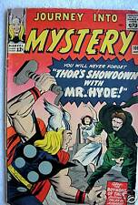 Journey Into Mystery #100  (1964)  VG/FN