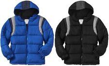 OLD NAVY BOYS Frost Free winter Puffer Jacket Coat XS,S,M,L,XL,2XL Black or Blue