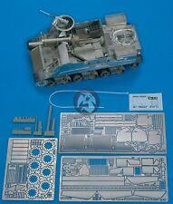 "Royal Model 1/35 M7 ""Priest"" 105mm SP Howitzer Update No.1 (for Italeri 206) 418"