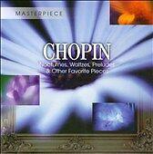 Chopin: Favorite Pieces (CD, Apr-1998, Masterpiece) Classic Classical music RARE