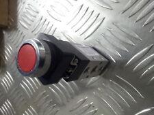Rot Drucktaster nicht   rastend rot 5/2 Wege Ventil ETMSV-86522-PPL-R