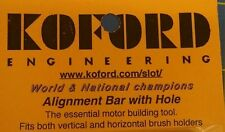 Koford Alignment Bar with Hole 1/24 slot car from Mid-America Raceway M148
