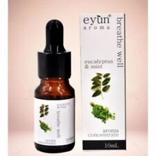 Eyun Aroma Breathe Well Eucalyptus & Mint Essential Oil 10ml
