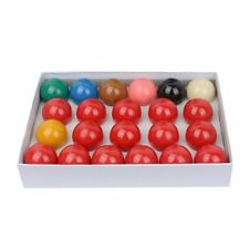 Resin Snooker Ball Kit Replacement Supplies Practice Training Cue Billiard Pool