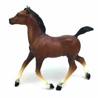 Vintage Breyer Model Horse Toy 134 Running Foal Spice Bay Colt USA