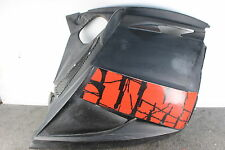 2007 SKI-DOO SUMMIT 800 REV Right Side Panel / Cover With Aftermarket Vents