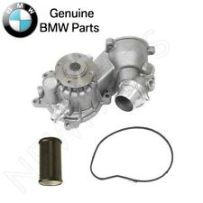 NEW BMW E60 E64 E65 E70 Water Pump & Gasket with O-Ring and Water Pipe Genuine