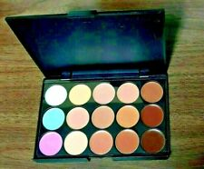 LARoc 15 Colour Concealer  Contour  Foundation Palette, New  Make up