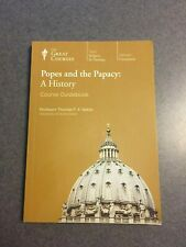 Popes And The Papacy: A History The Great Courses 2006 Paperback