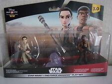 Disney Infinity 3.0 - Star Wars The Force Awakens Playset - NEU & OVP