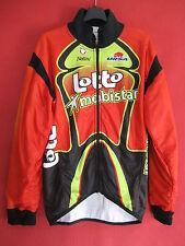 Veste cycliste Lotto Mobistar 1998 Lotto Ursa Nalini Vintage Equipe pro 1998 - 4