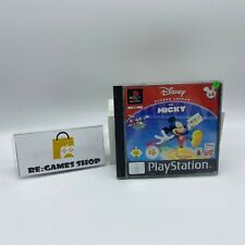 Disney Frühes Lernen mit Micky - Playstation 1 PS1 - OVP + Anleitung | SEHR GUT