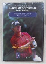 Pga Tour Partners Club Hale Irwin Faults And Cures Dvd - New Sealed