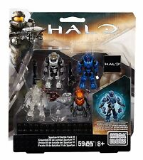 Mega Bloks Halo Spartan IV Battle Pack III 59 Piece Building Toy Gungnir, Grunt