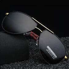 Gafas de sol piloto HD fotocromáticas polarizadas conducción para Hombres Deportes Al Aire Libre Gafas