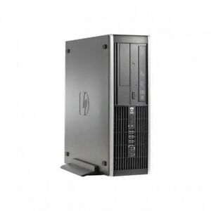 HP Compaq 8300 Elite SFF PC Core i5-3470, RAM 8 GB, HDD 500 GB. Grado A