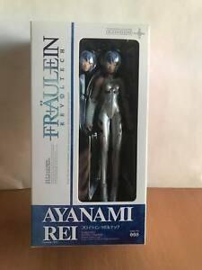 Fraulein Revoltech Evangelion: Ayanami Rei Series 008 Action Figure *NEW*